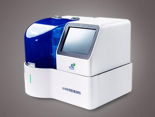 自动微量元素分析仪JL-996C