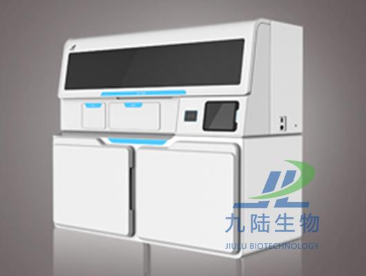 全自动TCT液基细胞染色制片机WJ-T6400